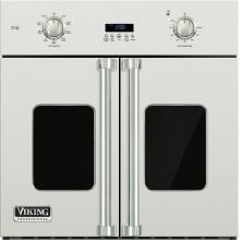 Viking Professional 7 Series 30-Inch Built-In Electric French Door Convection Oven - Stainless Steel - VSOF730SS image
