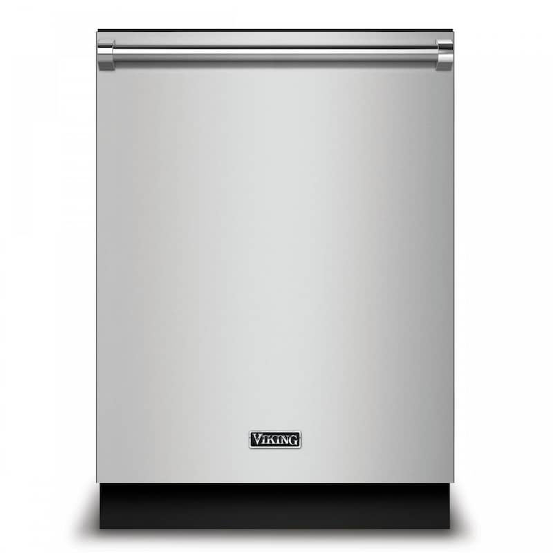 Viking 24 Inch Built In Dishwasher With Water Softener And