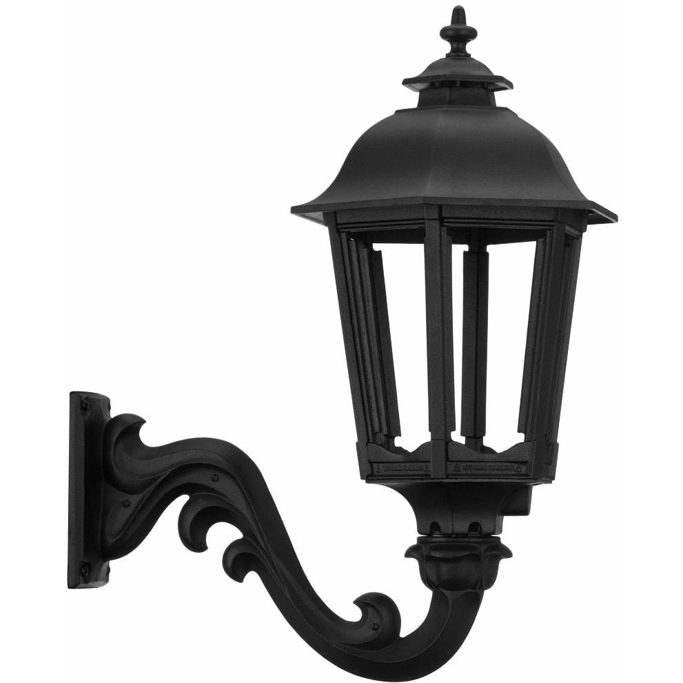 Natural Gas Wall Lamps : American Gas Lamp Works GL1200 Cast Aluminum Manual Ignition Natural Gas Light With Open Flame ...