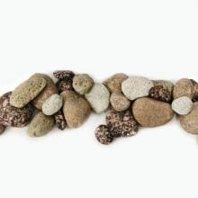 Enhance A Fire Bangor Mixed Stones image