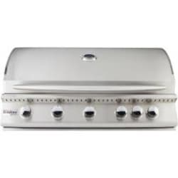 Summerset Sizzler 40-Inch 5-Burner Built-In Natural Gas Grill With Rear Infrared Burner - SIZ40-NG image
