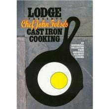 Lodge Cookbook, Chef John Folse Cast Iron Cooking - BMC