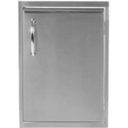 Luxor Medallion 21-Inch Right-Hinged Single Access Door - Vertical - AHT-ADM-2121-L image