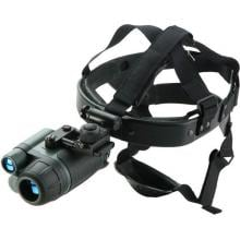 Yukon 1x24 NVMT Night Vision Goggles - Compact NightVision Monocular W/ Case & Strap - YK24025