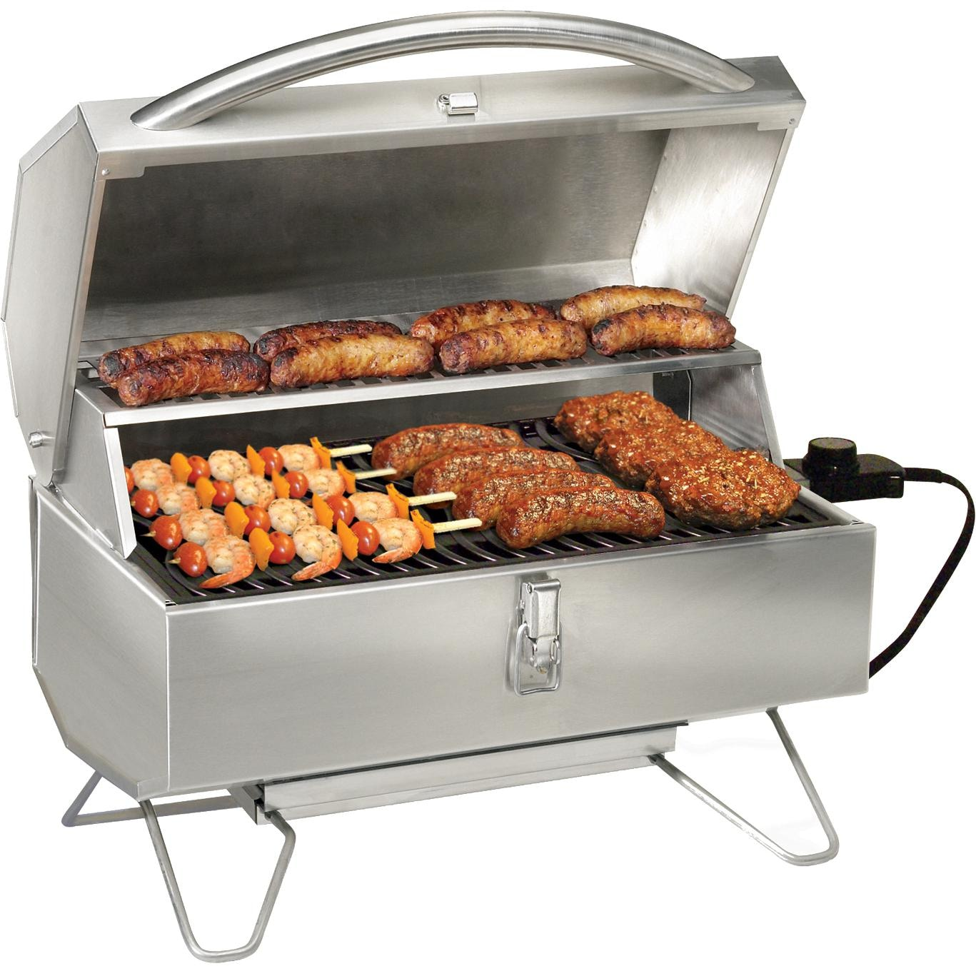 Napoleon FreeStyle Portable Propane Gas Grill With Infrared Bottom .