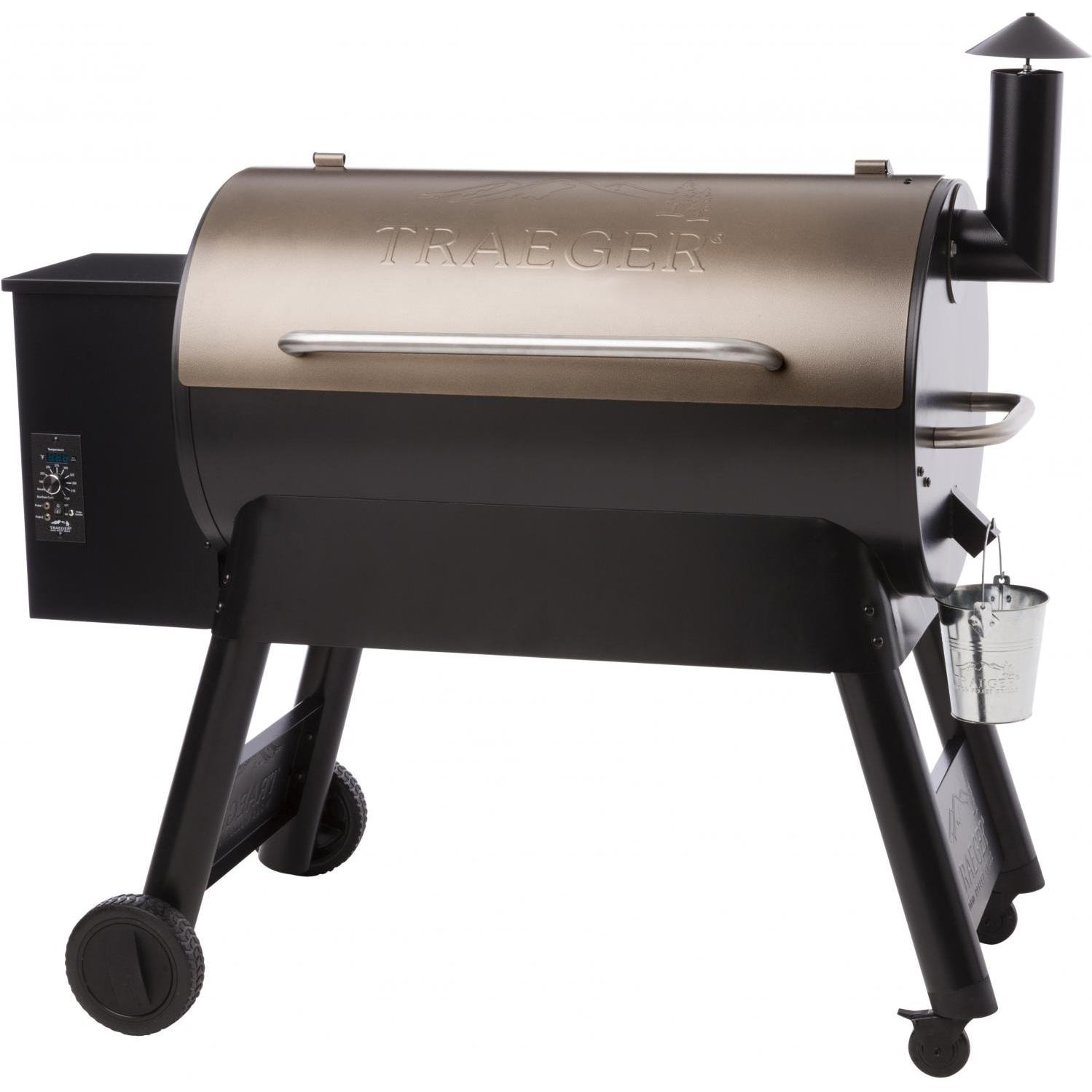 Traeger Pro Series 34-Inch Wood Pellet Grill
