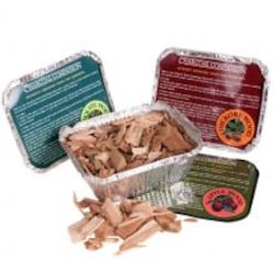 Wood Chip Blend Sampler Pack With Hickory, Mesquite & Apple image