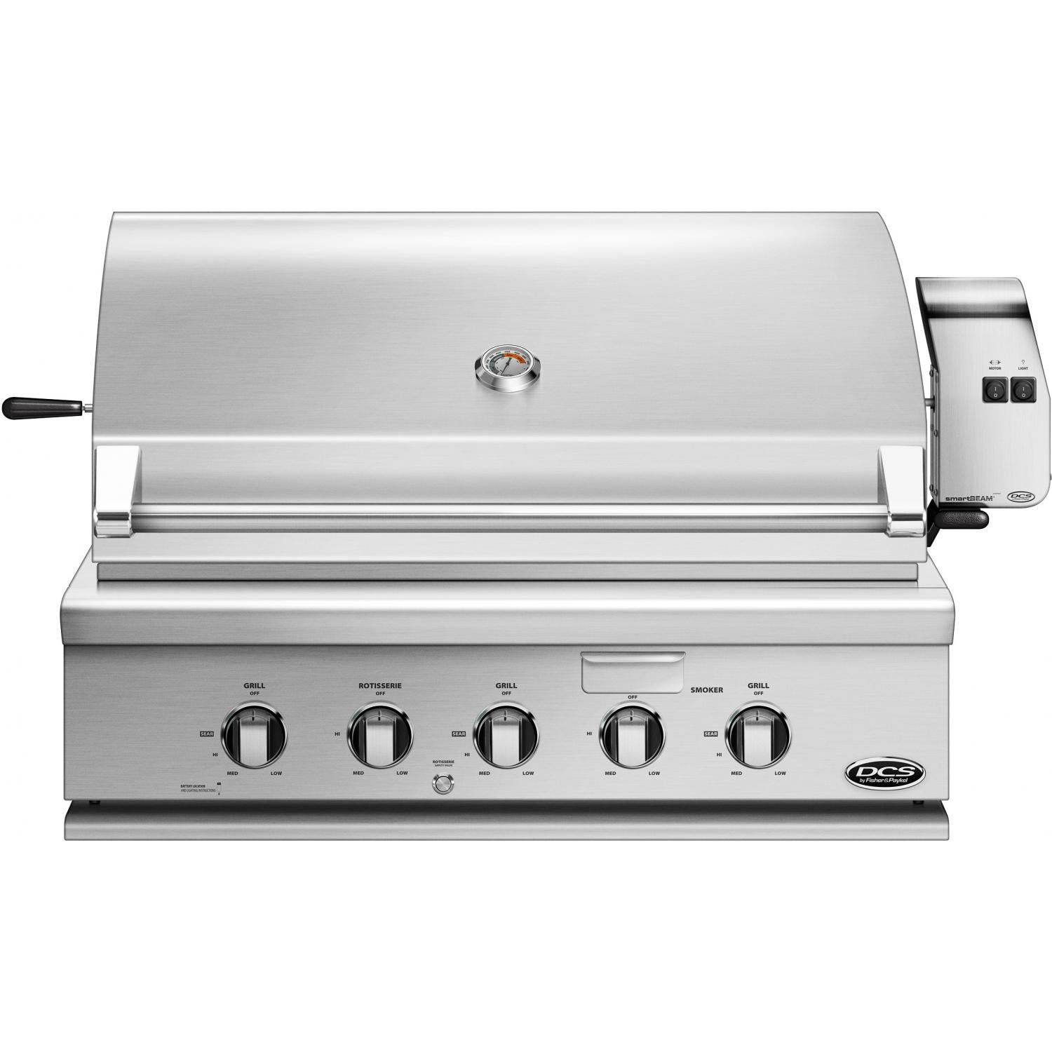 DCS Professional Built-In Gas Grill