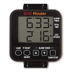 Maverick Grill Minder Grill Light And Timer image