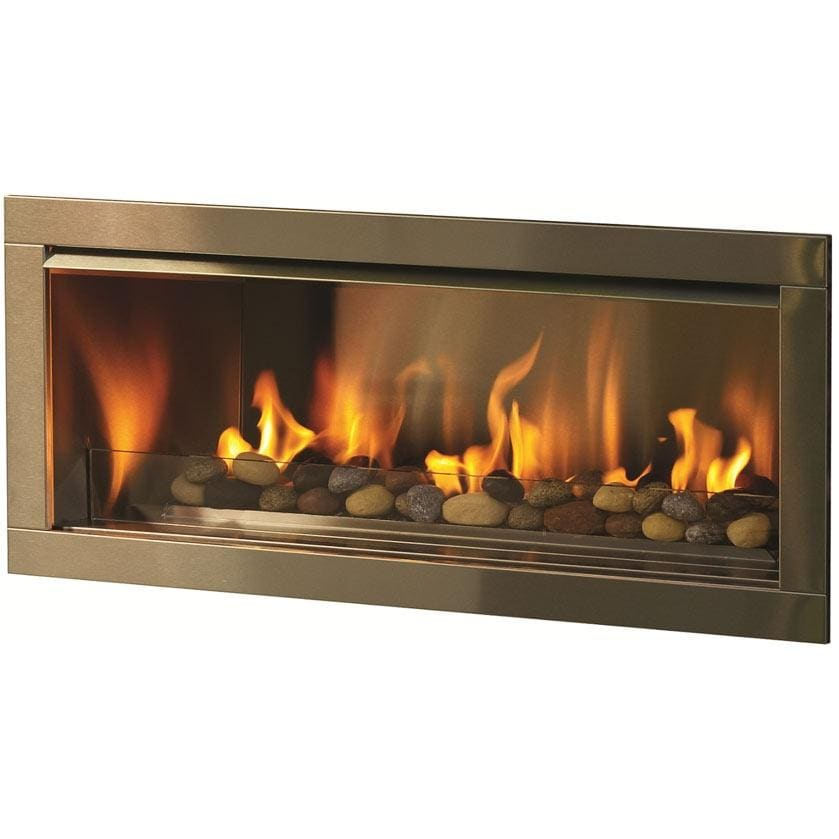 Outdoor Fireplace outdoor fireplace propane : Firegear OD42 42 Inch Propane Gas Outdoor Fireplace Insert : Gas ...