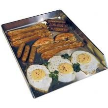Napoleon Pro 8 X 16-Inch Stainless Steel Griddle For Prestige 450 / 500 / 600 / 750 Gas Grills image