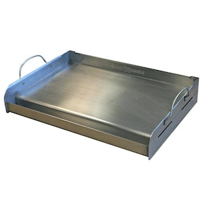 Little Griddle Professional Stainless Steel Griddle For BBQ Grills - Large image
