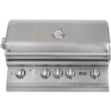 Lion 32-Inch Stainless Steel Built In Natural Gas Grill