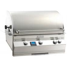 Fire Magic Aurora A540i 30-Inch Built-In Natural Gas Grill With One Infrared Burner And Rotisserie - A540i-6L1N
