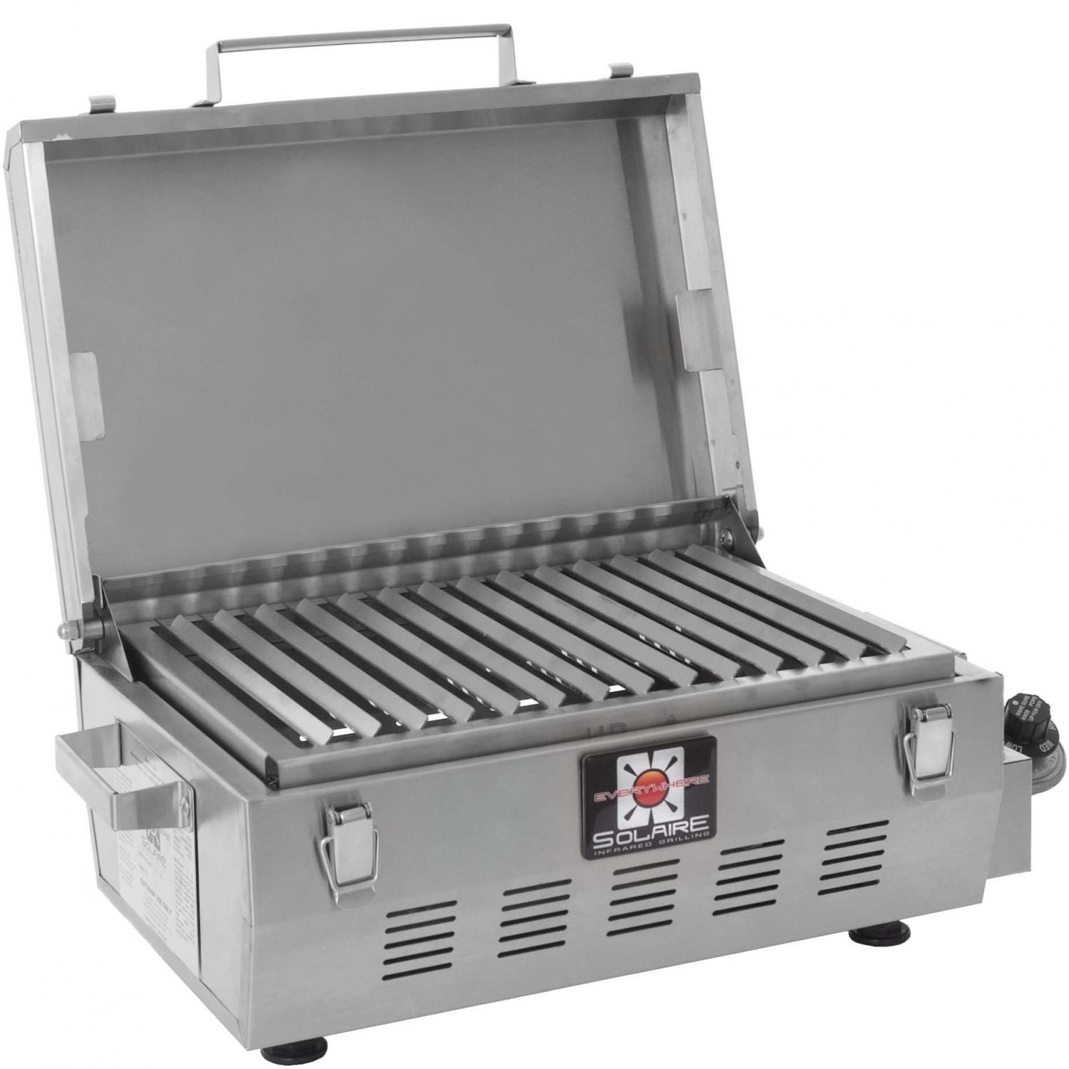 Solaire Everywhere Portable Infrared Propane Gas Grill   SOL EV17A : BBQ  Guys