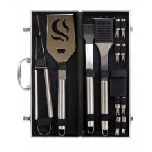 Cuisinart 14 Piece Deluxe BBQ Tool Set With Storage Case