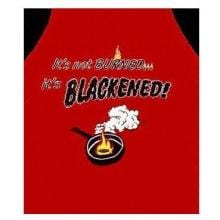Blackened Apron