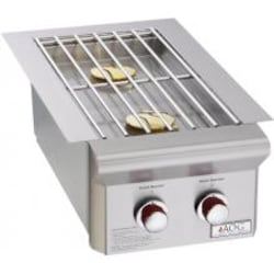 American Outdoor Grill T-Series Drop-In Propane Gas Double Side Burner - 3282PT image