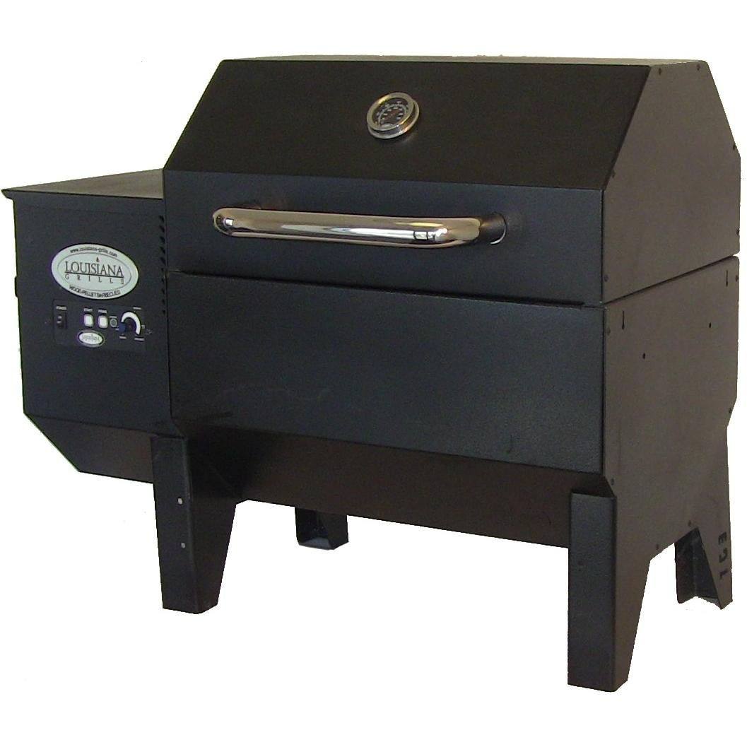 louisiana grills country smoker tg 300 tailgater pellet grill bbq guys. Black Bedroom Furniture Sets. Home Design Ideas