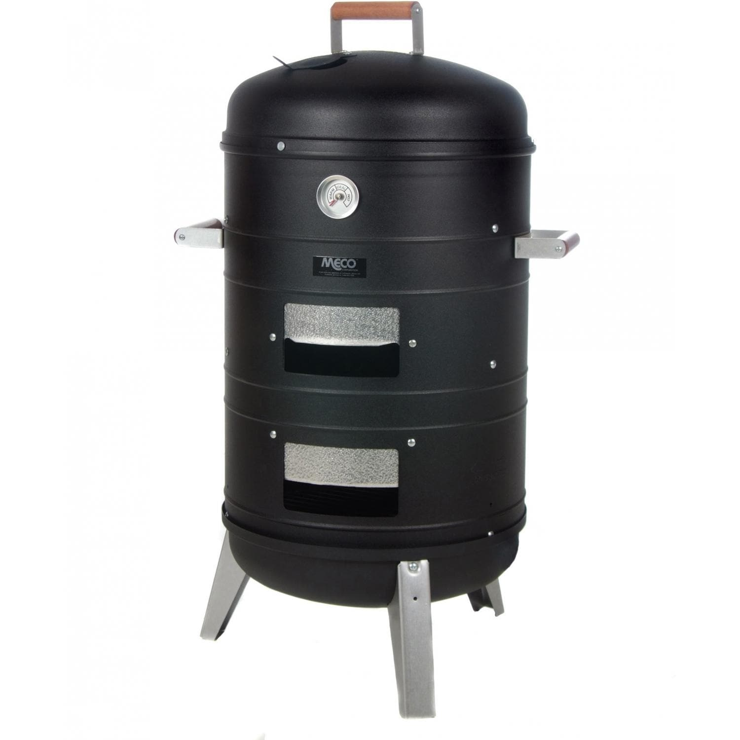 southern country 2 in 1 charcoal water smoker grill bbq guys. Black Bedroom Furniture Sets. Home Design Ideas