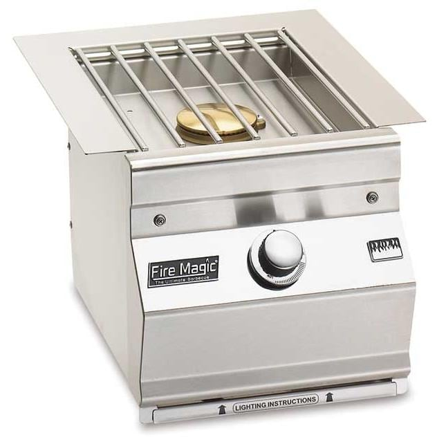 Fire Magic Propane Gas Built-In Single Side Burner - 3279-1P