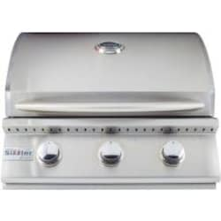 Summerset Sizzler 26-Inch 3-Burner Built-In Propane Gas Grill - SIZ26-LP image