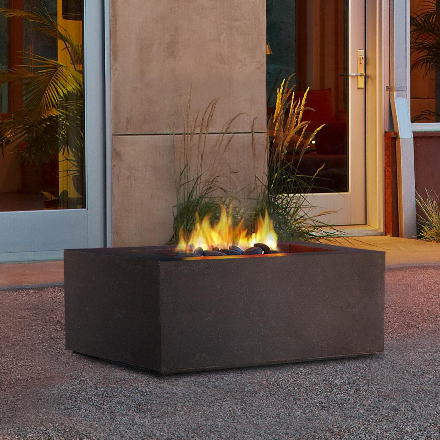 Real Flame Fire Pits