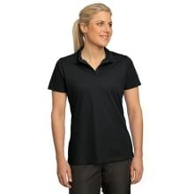 Sport-Tek Ladies Micropique Sport-Wick Polo Shirt Small - Black image