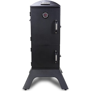 Broil King Smoke 28-Inch Vertical Charcoal Smoker - Black image