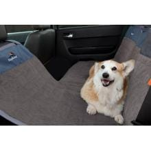 Classic Accessories DogAbout Rear Seat Protector - Steel/Slate/Ingot