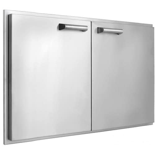 Sonoma raised series 36 inch stainless steel for Door 9 sonoma