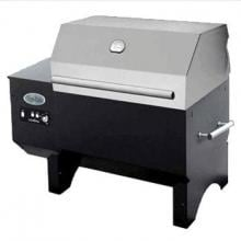 Louisiana Grills Country Smoker TG-300 Tailgater Pellet Grill With Stainless Lid