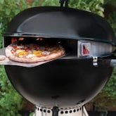 PizzaQue Pizza Oven Kit For Charcoal Kettle Grills
