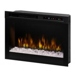 Dimplex Multi-Fire XHD 26-Inch Plug-in Electric Firebox - Glass Embers - XHD26G image
