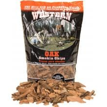 Western Oak BBQ Smoking Chips