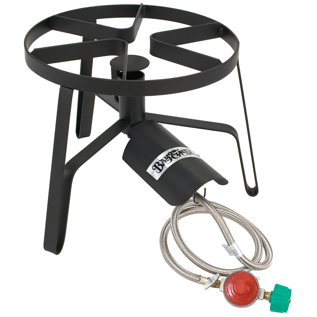 Bayou Classic  High Pressure Propane Jet Burner With Flame Spreader - SP1