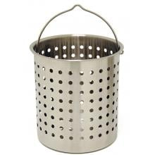 Bayou Classic Baskets 36 Quart Perforated Stainless Steel Fry Basket image