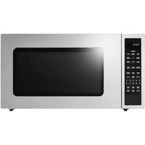 Fisher Paykel (Formerly DCS) 24-Inch 1200-Watt Countertop Microwave Oven - Stainless Steel - MO24SS-3 Y image