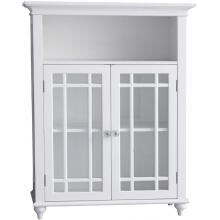 Elegant Home Fashions Neal Double Door Floor Cabinet 7466