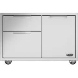 DCS Series 7 Traditional 36-Inch CAD Grill Cart - CAD1-36 image