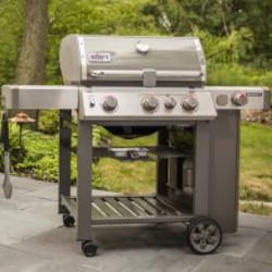 Weber Genesis II SE-330 Special Edition Propane Gas Grill - Smoke - 61052201 image