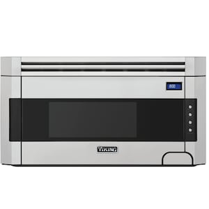 Viking 30-Inch 1.5 Cu. Ft. 300 CFM Over-The-Range Microwave - Stainless Steel - RVMH330SS image