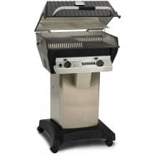Broilmaster R3B Infrared Combination Propane Gas Grill On Stainless Steel Cart Broilmaster R3BN Infrared Combination Gas Grill On Stainless Steel Cart