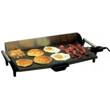 Broilking Model PCG-10 Professional Griddle - Stainless Handles And Backsplash image