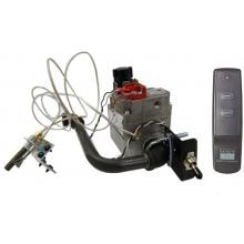 Peterson Real Fyre Propane Gas Automatic Pilot Kit With Basic On/Off Remote - High BTU Capability image
