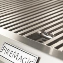 Fire Magic Aurora A660i 30-Inch Built-In Natural Gas Grill With Rotisserie - A660i-6E1N Fire Magic Aurora A660 Gas Grill - Stainless Steel Cooking Grids