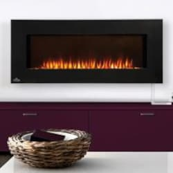 Napoleon Azure 42-Inch Linear Wall Mount Electric Fireplace - EFL42H image