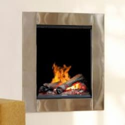 Dimplex Opti-Myst Pro 19-Inch Built-In Electric Firebox - Inner-Glow Logs - BOF4068L image