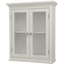 Elegant Home Fashions Madison Wall Cabinet W/ 2 Doors 7046
