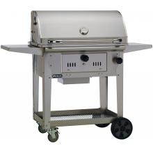 Bull Bison 30-Inch Freestanding Charcoal Grill image